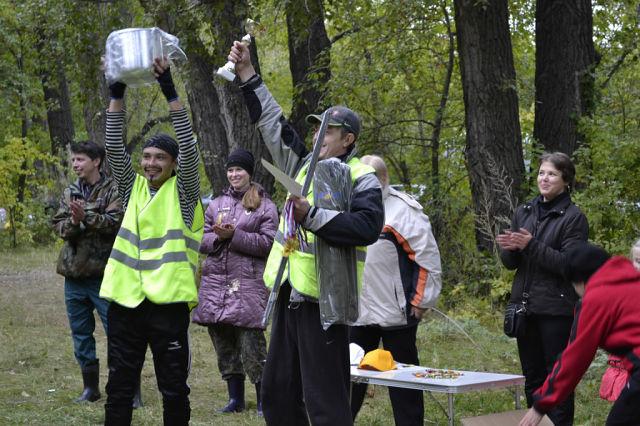 В Рубцовске прошел II туристический слет-конкурс, посвященный международному Дню туризма