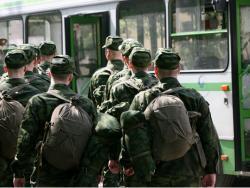 По информации военного комиссариата Рубцовска, с 1 октября по 31 декабря предстоит направить в Вооруженные силы и в войска других силовых министерств и ведомств 150 рубцовчан, в возрасте от 18 до 27 лет