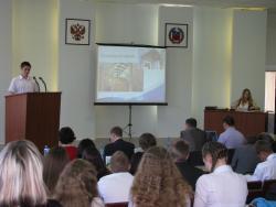 1 июня Рубцовские старшеклассники в Администрации города защищали первые в своей жизни бизнес-проекты.
