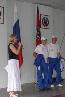 Сборная Рубцовска завтра будет принимать участие в 6-й летней Олимпиаде городов Алтая