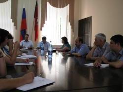 В Рубцовске прошёл Совет по противодействию коррупции