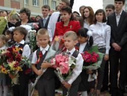 В День знаний в Рубцовске за парты сядут более 12 тысяч учеников