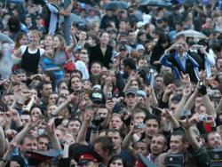 В Рубцовске 22 августа на площади Ленина пройдет молодежный концерт
