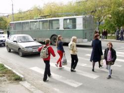 За 8 месяцев текущего года в МО МВД России «Рубцовский» зарегистрировано 54 дорожно-транспортных происшествия с участием пешеходов
