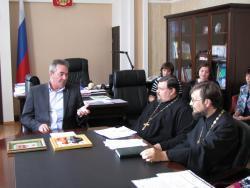 Священнослужители Барнаульской епархии посетили Рубцовск