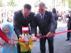 Сразу три детских сада открылись 13 сентября в Рубцовске