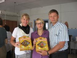 Рубцовск посетили гости из Америки