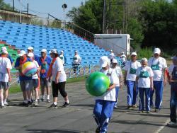 26-27 октября в рамках месячника пожилого человека в спортивном зале РСХТ состоится 3-я Спартакиада пенсионеров города Рубцовска