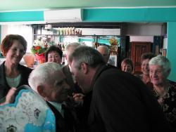 В воскресенье, 20 октября, отметил свой 90-летний юбилей Иван Семенович Коробейников, Почетный гражданин Рубцовска, участник Великой Отечественной войны
