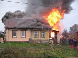 Чтобы зима прошла без хлопот необходимо соблюдать определенные правила пожарной безопасности