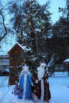 В Рубцовске завершился городской смотр-конкурс «Новогодний калейдоскоп»