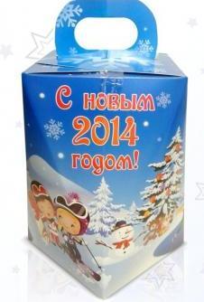 Новогодние подарки для школьников Алтайского края будут оформлены в олимпийском стиле