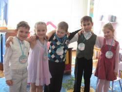 Воспитанники детских садов Рубцовска приняли участие в межрегиональном турнире способностей