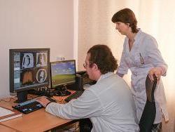 В городской больнице №2 Рубцовска установлен новый компьютерный томограф