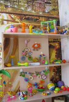 В Комплексном центре социального обслуживания населения Рубцовска открылась комната для малышей с нарушениями в развитии