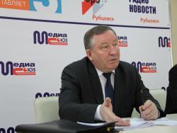 Итоговым мероприятием рабочей поездки Губернатора Алтайского края в Рубцовске стал «Медиалог»