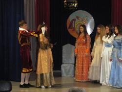 В Детско-юношеском центре прошел отборочный тур краевого Епархиального фестиваля детских театральных коллективов