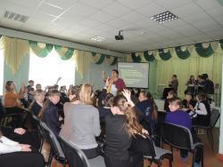 В Рубцовске прошел цикл мероприятий по профориентации для школьников