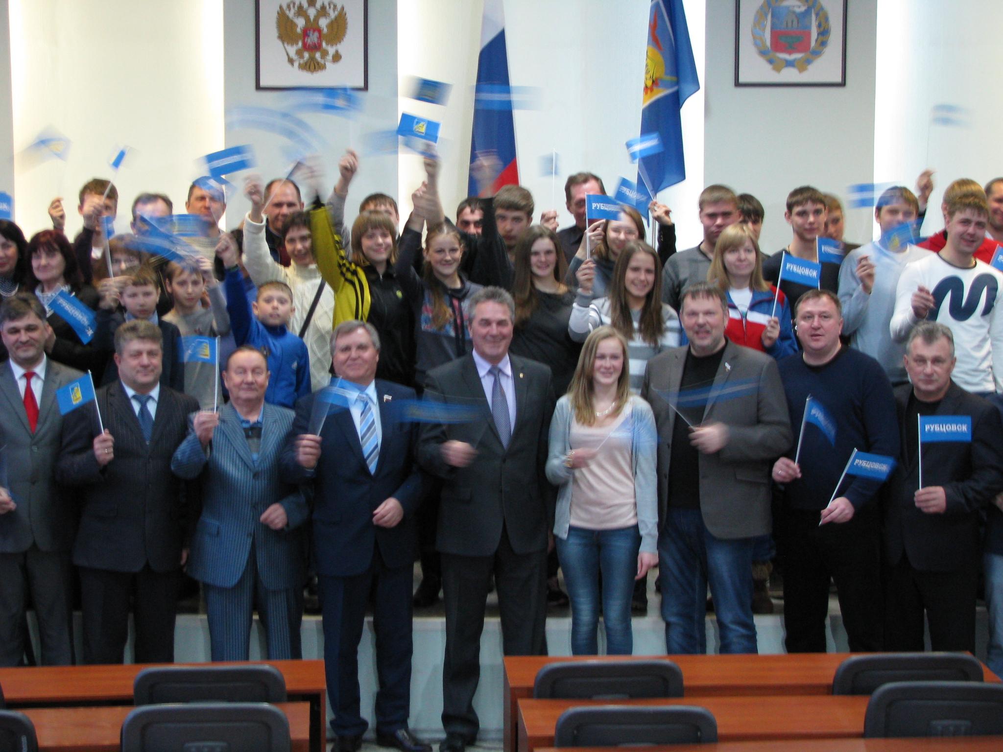 Сборная Рубцовска отправится на зимнюю Олимпиаду городов Алтая