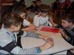 В Рубцовске прошли полуфинальные игры интеллектуального клуба «Золотая зебра»