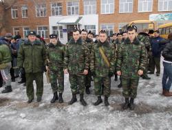Кадеты Рубцовска приняли участие в краевых соревнованиях