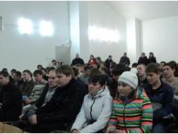 В Рубцовске прошел Единый информационный день