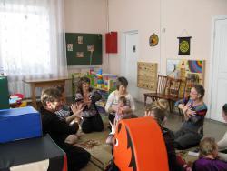 В Рубцовске прошли мероприятия, приуроченные к Дню человека с синдромом Дауна