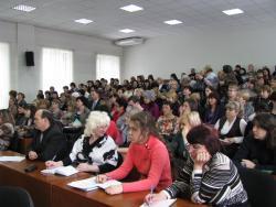 В Администрации Рубцовска прошел обучающий семинар для бюджетных учреждений в сфере закупок товаров, работ, услуг отдельными видами юридических лиц