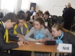 В Детско-юношеском центре прошел финал городской интеллектуальной игры «Сила разума»