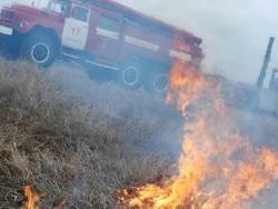 ТО НД и ПР №4 напоминает, что за сжигание сухой растительности предусмотрено наложение административного штрафа