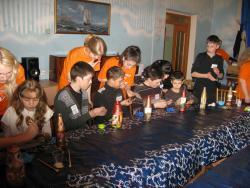 В КГБУСО «Комплексный центр социального обслуживания населения города Рубцовска» реализован проект «Социокультурный экспресс «Семья+»