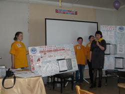 Специалисты «Комплексного центра социального обслуживания населения города Рубцовска» приняли участие в краевом конкурсе