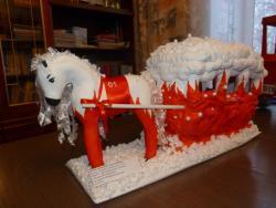 Воспитанник рубцовского детского сада принял участие в краевой выставке по начальному техническому моделированию