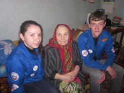 В Рубцовске прошла акция «Ветеран живет рядом»