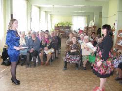 В Комплексном центре социального обслуживания населения города Рубцовска состоялся праздник в честь Дня Победы