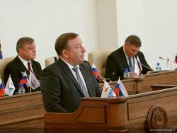 Губернатор Александр Карлин: «Алтайское вагоностроение – это площадка инноваций: за последние годы разработано 10 моделей грузовых вагонов»