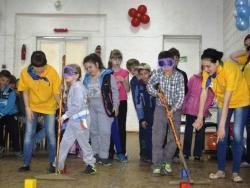 Воспитанники пришкольных лагерей приняли участие в познавательном мероприятии
