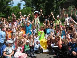 С начала июня в Рубцовске работают лагеря с дневным пребыванием детей