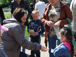 В рамках празднования Дня защиты детей специалистами КГБУСО «Комплексный центр социального обслуживания населения города Рубцовска» проведены несколько значимых мероприятий