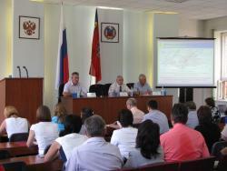 В Администрации Рубцовска состоялось совещание краевой комиссии по социальной реабилитации лиц, отбывших наказание в виде лишения свободы