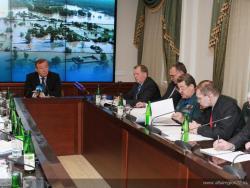 Губернатор Александр Карлин: «Все лето и всю осень в Алтайском крае будет продолжаться небывало интенсивная работа по устранению последствий паводка»