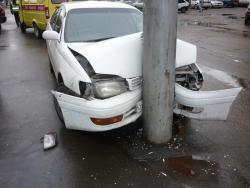 За пять месяцев текущего года в Рубцовске зарегистрировано 76 дорожно-транспортных происшествий