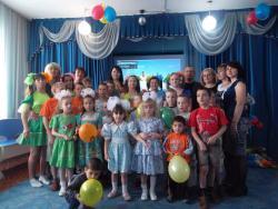 В приюте «Заря» отметили День защиты детей