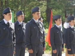 Полицейские рубцовска и школа №11 реализуют программу оборонно-спортивного профиля