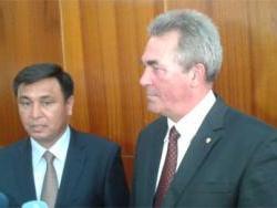 Руководители Рубцовска и Семея (Республика Казахстан) подписали соглашение о сотрудничестве между городами