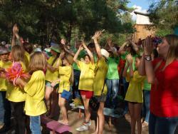 12 пришкольных лагерей Рубцовска приняли участие в серии программ под названием «Ключи от лета»