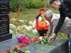 День Памяти сотрудников, погибших при исполнении служебного долга, прошел в Рубцовске