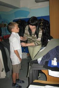 В Рубцовске идет ежегодная акция «Соберем детей в школу»