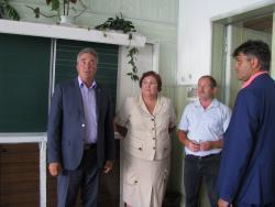 Глава Администрации Владимир Ларионов провел проверку готовности образовательных учреждений к новому учебному году