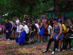 В ДОЛ «Салют» во время летнего оздоровительного сезона реализована программа «Многоцветие Салюта»